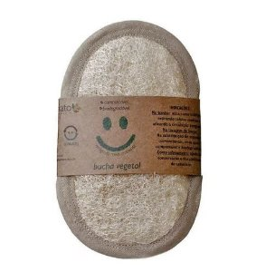 Bucha Vegetal Natural Biodegradável – Ares de Mato