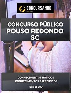 APOSTILA PREFEITURA DE POUSO REDONDO SC 2021 PROFESSOR DE INGLÊS