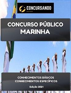 APOSTILA MARINHA 2021 SERVIÇO SOCIAL CP-T