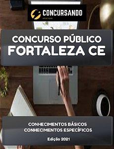 APOSTILA PREFEITURA DE FORTALEZA CE 2021 NUTRICIONISTA