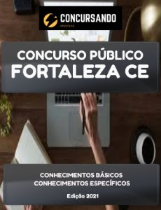 APOSTILA PREFEITURA DE FORTALEZA CE 2021 FARMACÊUTICO