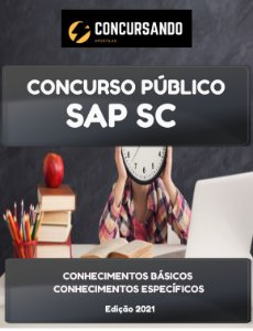 APOSTILA SAP SC 2021 PSICÓLOGO
