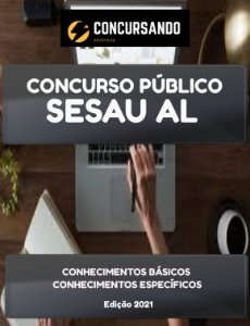 APOSTILA SESAU AL 2021 TÉCNICO DE LABORATÓRIO
