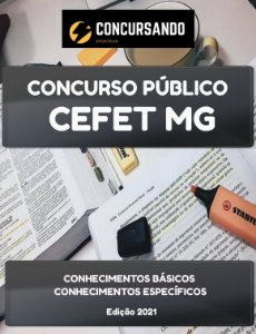 APOSTILA CEFET MG 2021 CONTADOR