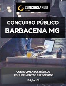 APOSTILA CÂMARA DE BARBACENA MG 2021 AUXILIAR DE CONTABILIDADE