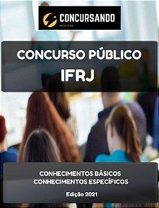 Apostila IFRJ 2021 Técnico em Assuntos Educacionais