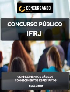 Apostila IFRJ 2021 Tecnólogo de Recursos Humanos