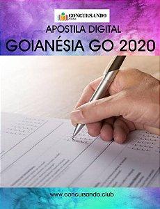 APOSTILA CÂMARA DE GOIANÉSIA GO 2020 PROCURADOR LEGISLATIVO