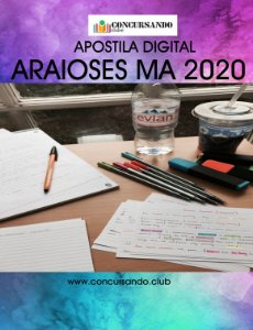 Apostila PREFEITURA DE ARAIOSES MA 2020 Enfermeiro