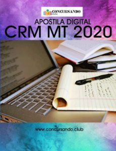 APOSTILA CRM MT 2020 ADVOGADO