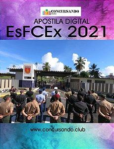 APOSTILA ESFCEX 2021 MAGISTÉRIO - PORTUGUÊS