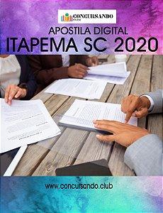 APOSTILA CÂMARA DE ITAPEMA SC 2020 CONTADOR