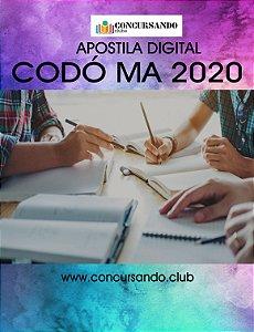 APOSTILA PREFEITURA DE CODÓ MA 2020 PROFESSOR DO ENSINO FUNDAMENTAL II (6° AO 9° ANO) - INGLÊS