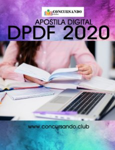 APOSTILA DPDF 2020 ECONOMIA
