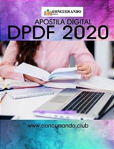 APOSTILA DPDF 2020 ENGENHARIA CIVIL