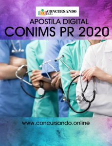 APOSTILA CONIMS PR 2020 ENFERMEIRO I