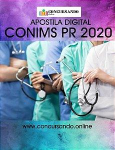 APOSTILA CONIMS PR 2020 PEDAGOGO