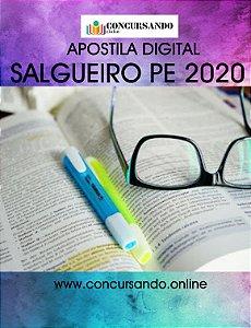 APOSTILA PREFEITURA DE SALGUEIRO PE 2020 AGENTE COMUNITÁRIO DE SAÚDE