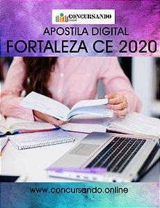 APOSTILA PREFEITURA DE FORTALEZA CE 2020 ENFERMEIRO