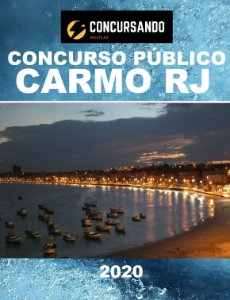 APOSTILA PREFEITURA DE CARMO RJ 2020 PROFESSOR I - LÍNGUA PORTUGUESA
