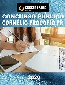 APOSTILA PREFEITURA DE CORNÉLIO PROCÓPIO PR 2020 FISCAL DE OBRAS E POSTURA