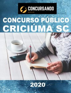 APOSTILA PREFEITURA DE CRICIÚMA SC 2020 PROFESSOR DE HISTÓRIA
