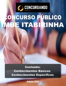 APOSTILA PREFEITURA DE ITABIRINHA MG 2021 AGENTE ADMINISTRATIVO