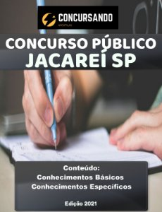 APOSTILA CÂMARA DE JACAREÍ SP 2021 ASSISTENTE DE FINANÇAS
