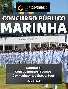 APOSTILA ENGENHEIROS DA MARINHA 2021 ENGENHARIA CIVIL