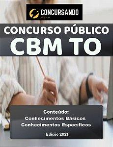 Apostila CBM TO 2021 Aluno-Soldado