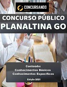 Apostila CÂMARA DE PLANALTINA GO 2021 Analista Jurídico