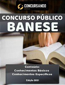 APOSTILA BANESE 2021 TÉCNICO BANCÁRIO III