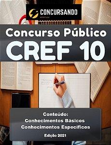 APOSTILA CREF 10 2021 AGENTE DE ORIENTAÇÃO E FISCALIZAÇÃO