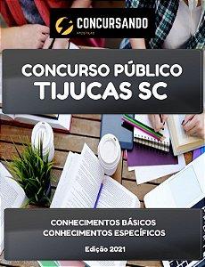 APOSTILA PREFEITURA DE TIJUCAS SC 2021 ENGENHEIRO SANITARISTA