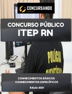 DUPLICADO - APOSTILA ITEP RN 2021 ASSISTENTE TÉCNICO FORENSE ENGENHARIA CIVIL