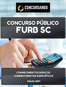 APOSTILA FURB SC 2021 ENFERMEIRO
