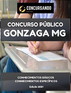 APOSTILA PREFEITURA DE GONZAGA MG 2021 AGENTE COMUNITÁRIO DE SAÚDE