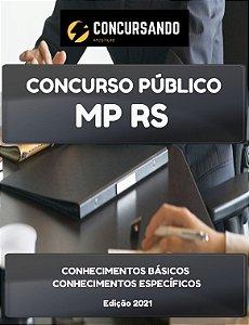 APOSTILA MP RS 2021 ANALISTA DO MINISTÉRIO PÚBLICO DIREITO