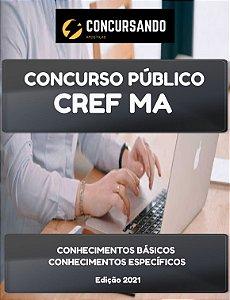 APOSTILA CREF MA 2021 AGENTE DE ORIENTAÇÃO E FISCALIZAÇÃO