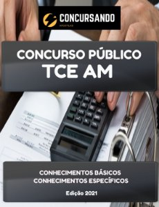 APOSTILA TCE AM 2021 MINISTÉRIO PÚBLICO DE CONTAS