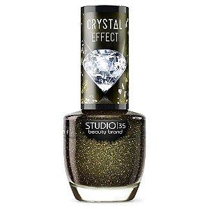 Esmalte Vegano Studio 35 Diamantenegro - Coleção Crystal Effect III