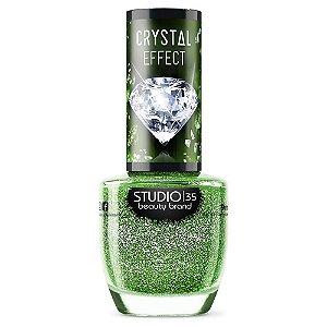 Esmalte Vegano Studio 35 Auroraboreal - Coleção Crystal Effect III