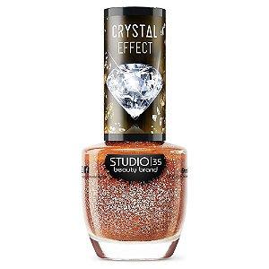 Esmalte Vegano Studio 35 Cheiadeenergia - Coleção Crystal Effect III