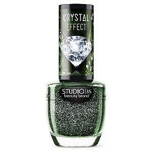 Esmalte Vegano Studio 35 Esmeraldarara - Coleção Crystal Effect III