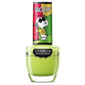 Esmalte Fortalecedor Studio 35 #RelaxJoeCool - Coleção Snoopy