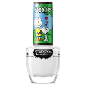 Esmalte Fortalecedor Studio 35 #AmoCharlieBrown - Coleção Snoopy