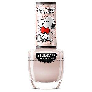 Esmalte Fortalecedor Studio 35 #LoveSnoopy - Coleção Snoopy