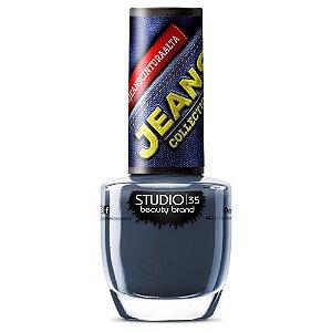 Esmalte Fortalecedor Studio 35 #JeansCinturaAlta - Jeans Collection