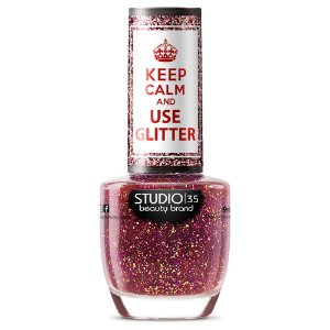 Esmalte Studio 35 #AltoAstral - Coleção Use Glitter