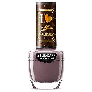 Esmalte Fortalecedor Studio 35 #GabrielaSimpatica - Coleção I Love Minha Manicure